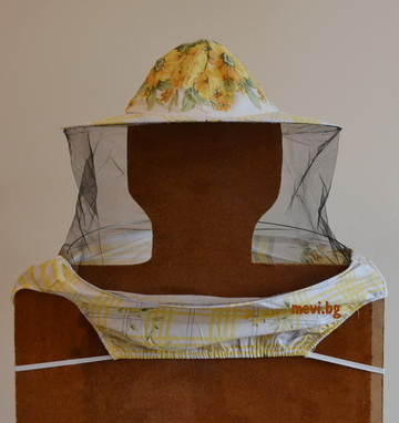 Bee protective hat