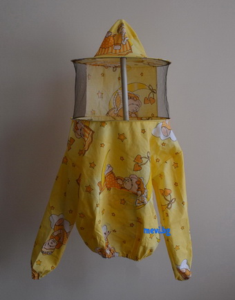 Bee blouse for child