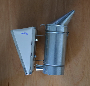 Small Smoker galvanized