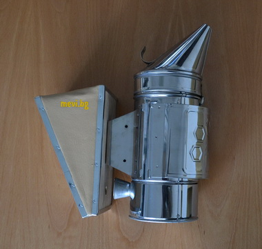 Large Smoker stainless with protector