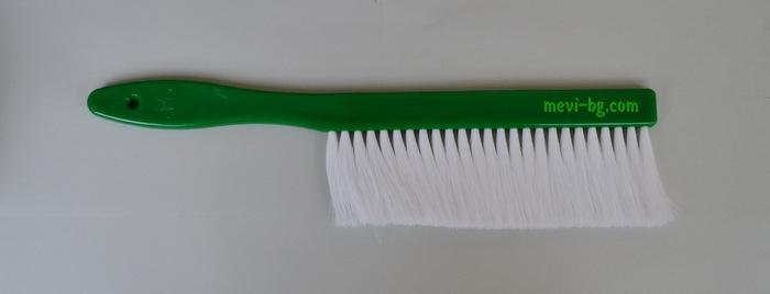 Bee brush plastic