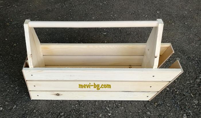Пчеларски работно сандъче за инструменти