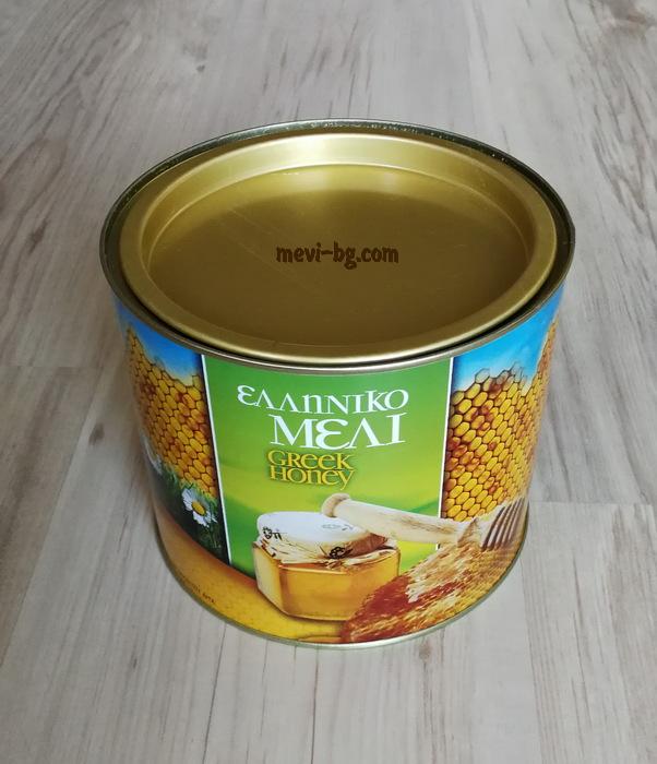 Кутия за мед за 3 кг
