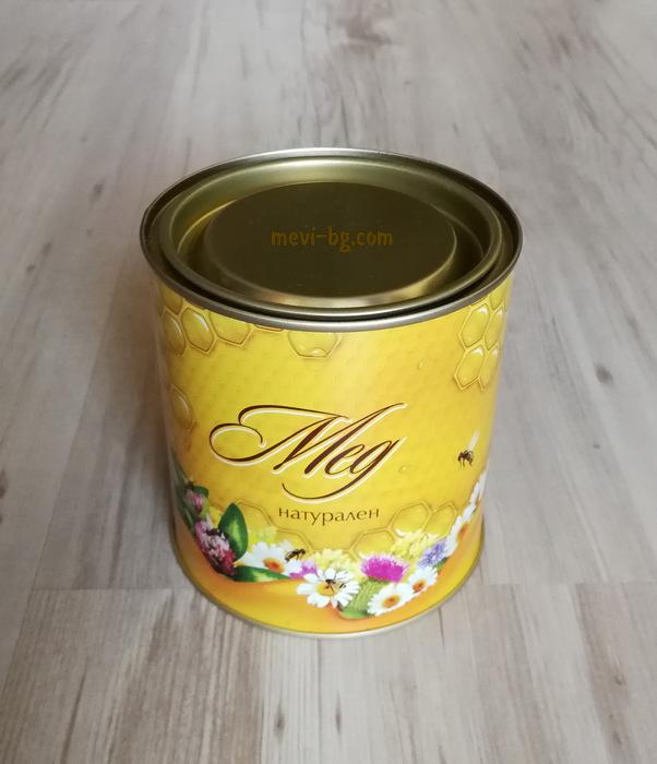 Кутия за мед за 1 кг
