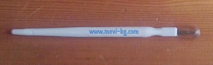 Royal jelly pen plastic