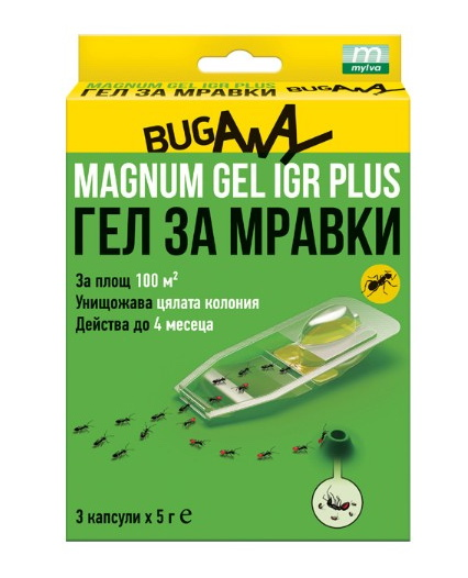 BugAway Magnum gel agains ants