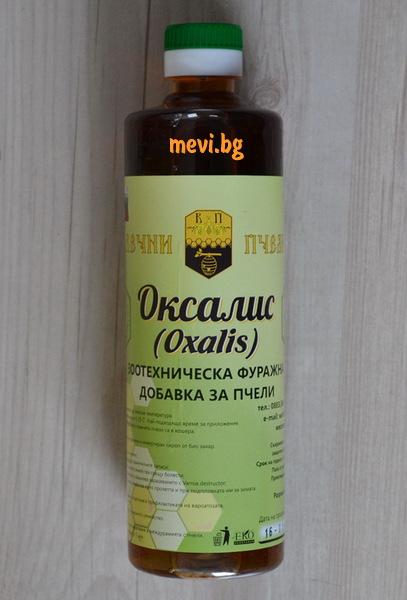 Oxalis against Varroa